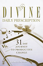 Divine Daily Prescription<BR><i> Olayinka Dada M.D.</i>