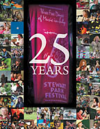 Stewart Park Festival: 25 Years of Music<BR><i>John McKenty with Steve Tennant</i>