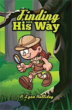 Finding His Way<BR><i> P. Lynn Halliday</i>