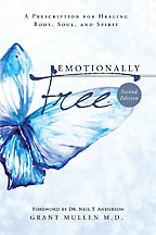 Emotionally Free<BR><i>Dr. Grant Mullen</i>