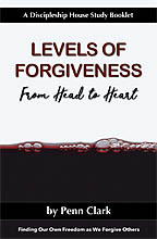 Levels of Forgiveness<BR><i> Penn Clark</i>